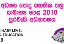 Ordinary Level Civic Education 2018 Paper